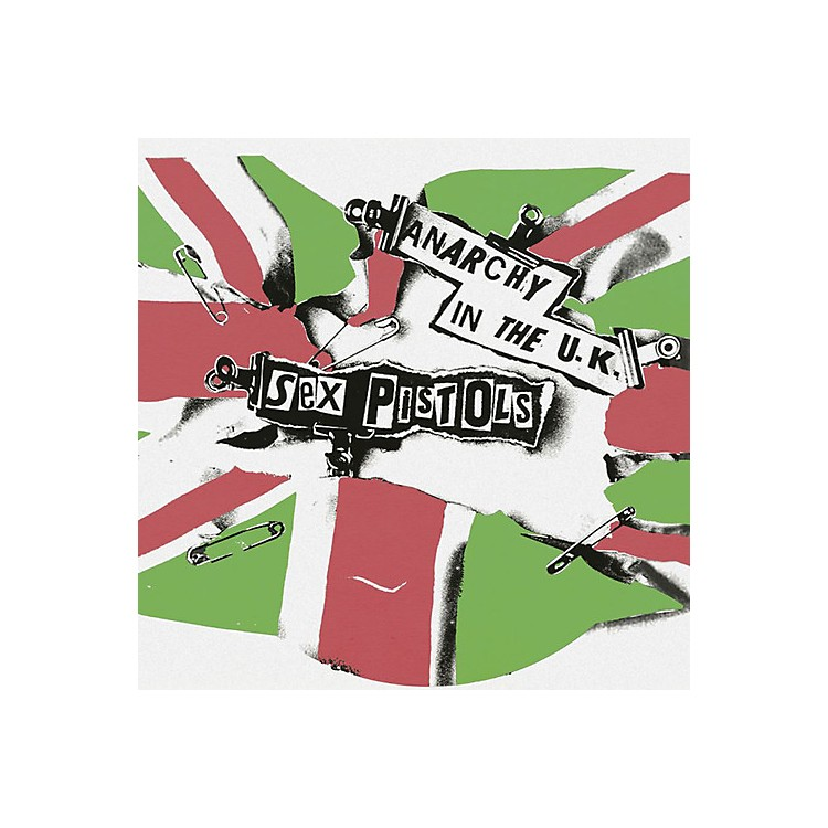 Alliance The Sex Pistols - Anarchy In The U.k. - The Uk & Us Singles