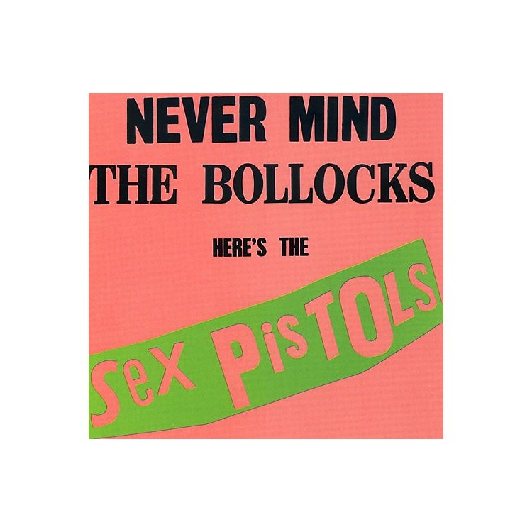 Alliance The Sex Pistols - Never Mind the Bollocks (CD)