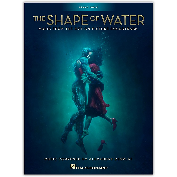 Hal LeonardThe Shape of Water (Music from the Motion Picture Soundtrack) Piano Solo Songbook