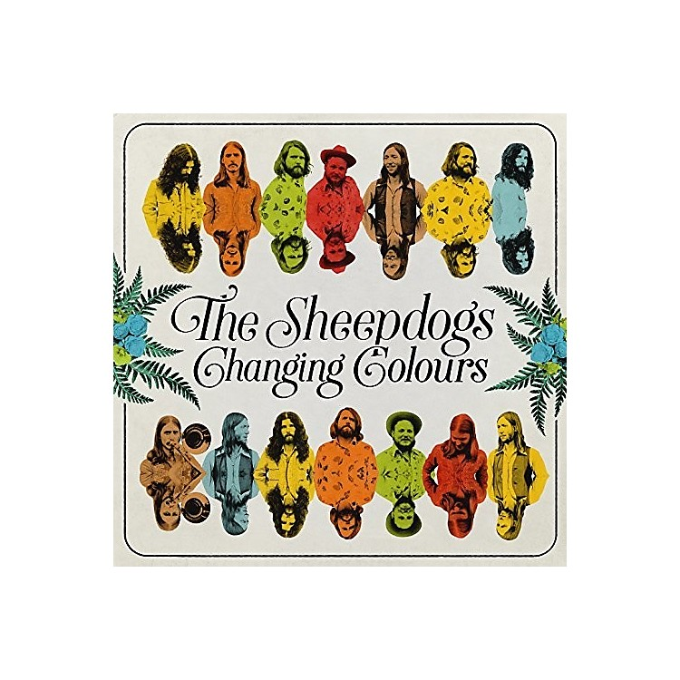 Alliance The Sheepdogs - Changing Colours