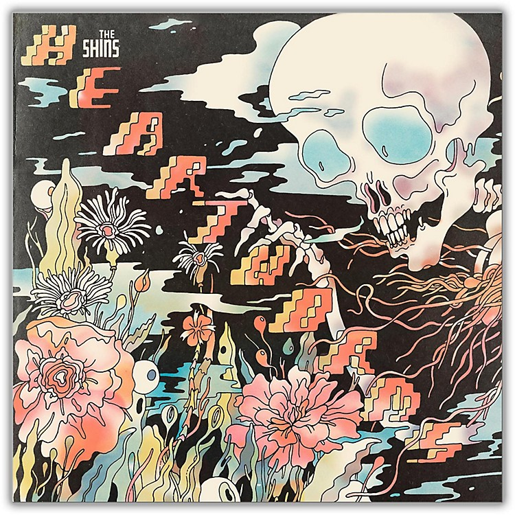 SonyThe Shins - Heartworms