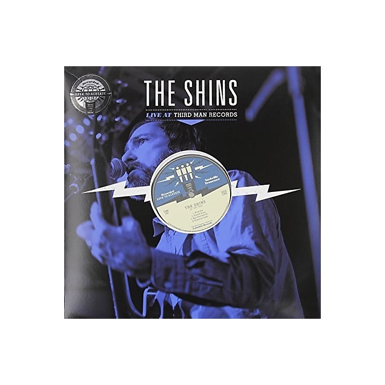 AllianceThe Shins - Live at Third Man Records 10-8-2012