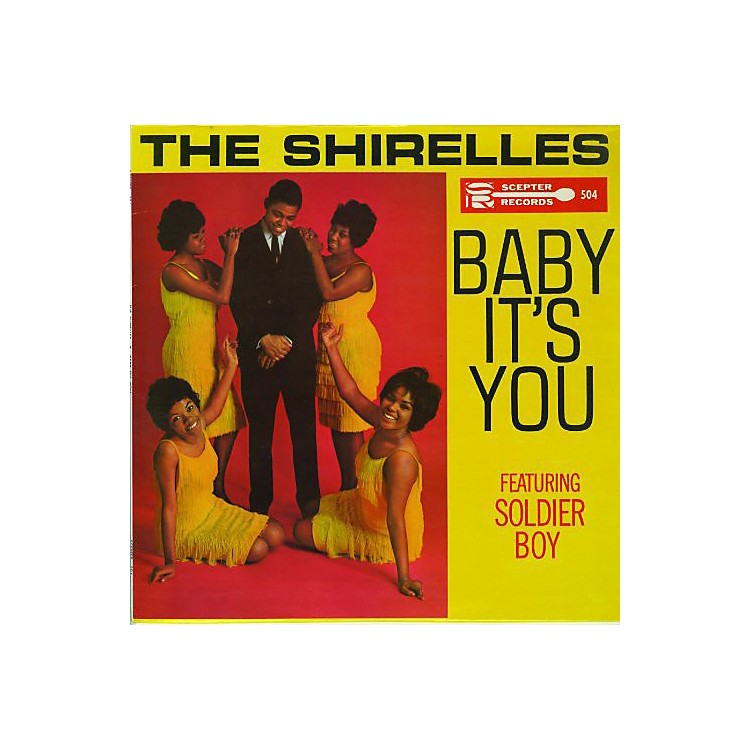 AllianceThe Shirelles - Baby It's You