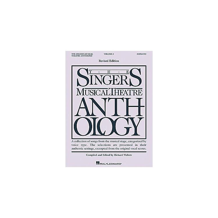 Hal LeonardThe Singer's Musical Theatre Anthology - Volume 2