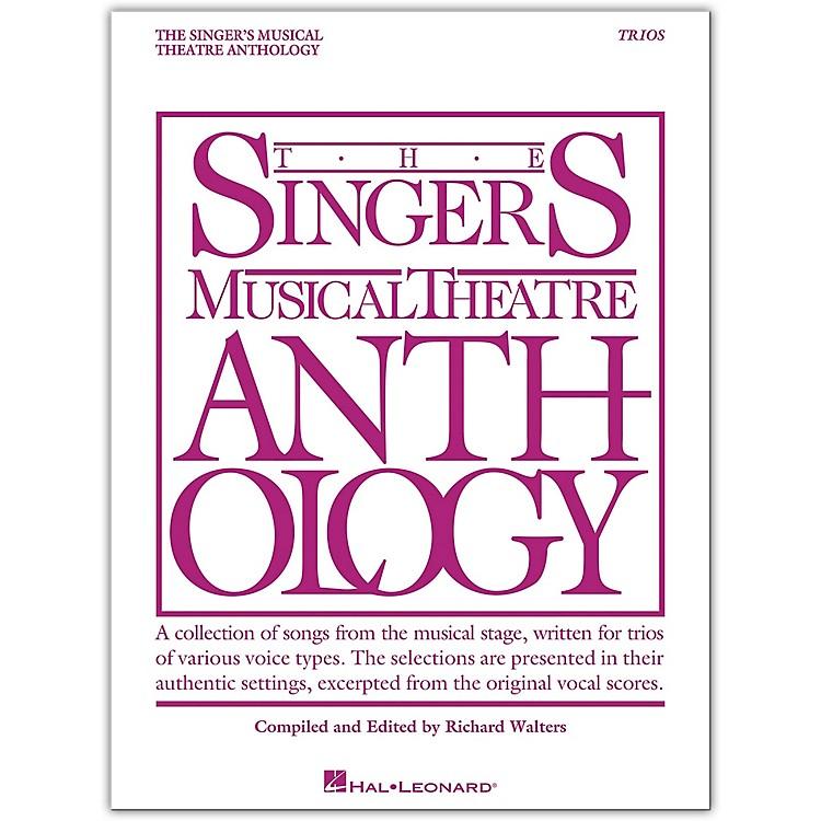 Hal LeonardThe Singer's Musical Theatre Anthology Trios
