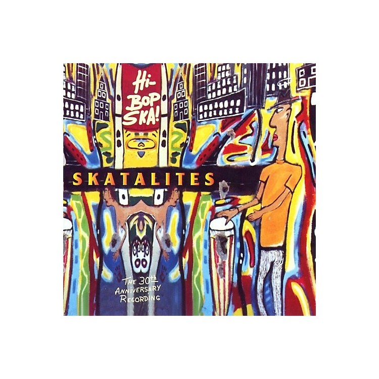 AllianceThe Skatalites - Hi-bop Ska
