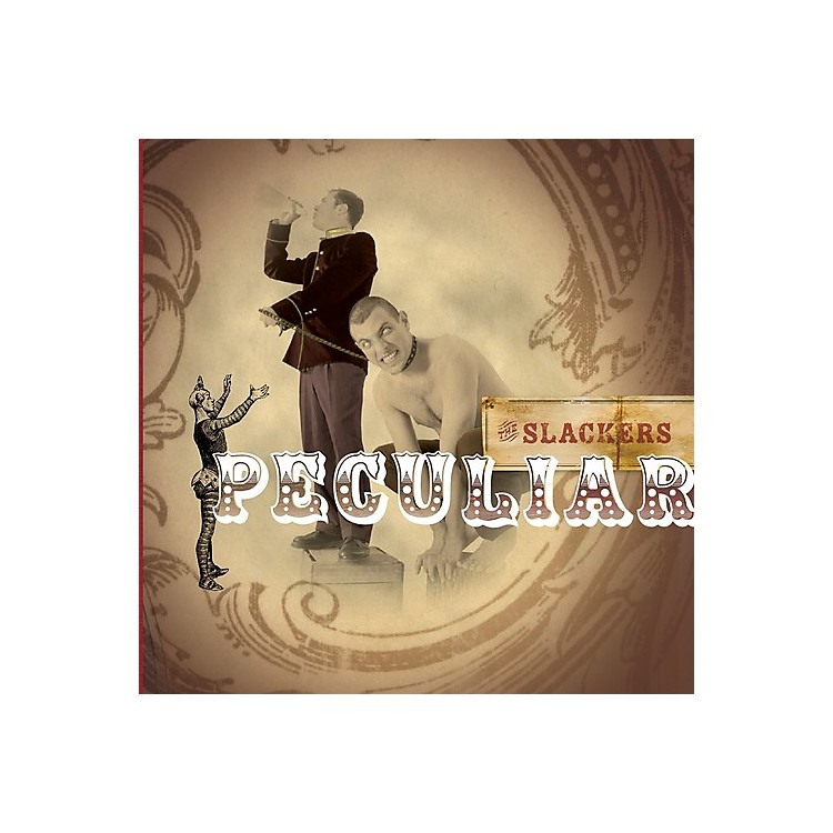 Alliance The Slackers - Peculiar