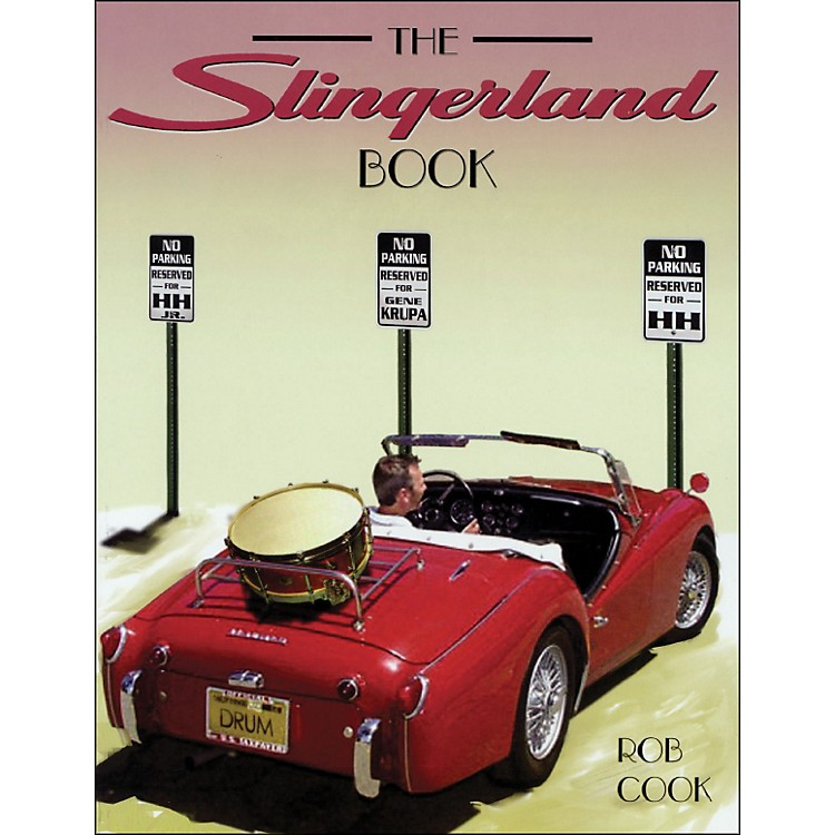 Hal Leonard The Slingerland Book