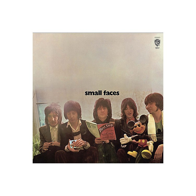 AllianceThe Small Faces - First Step
