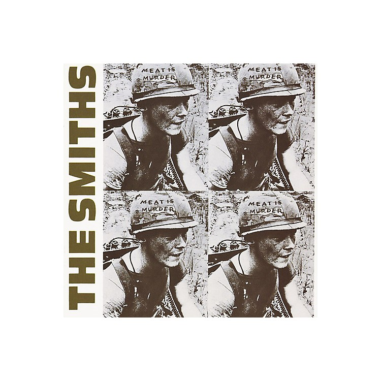 Alliance The Smiths - Meat Is Murder
