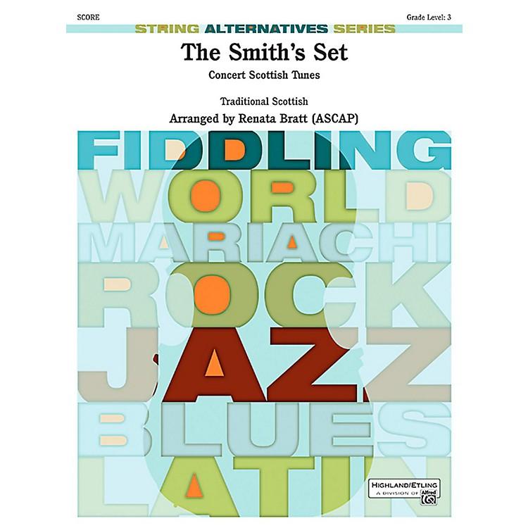 AlfredThe Smith's Set String Orchestra Grade 3