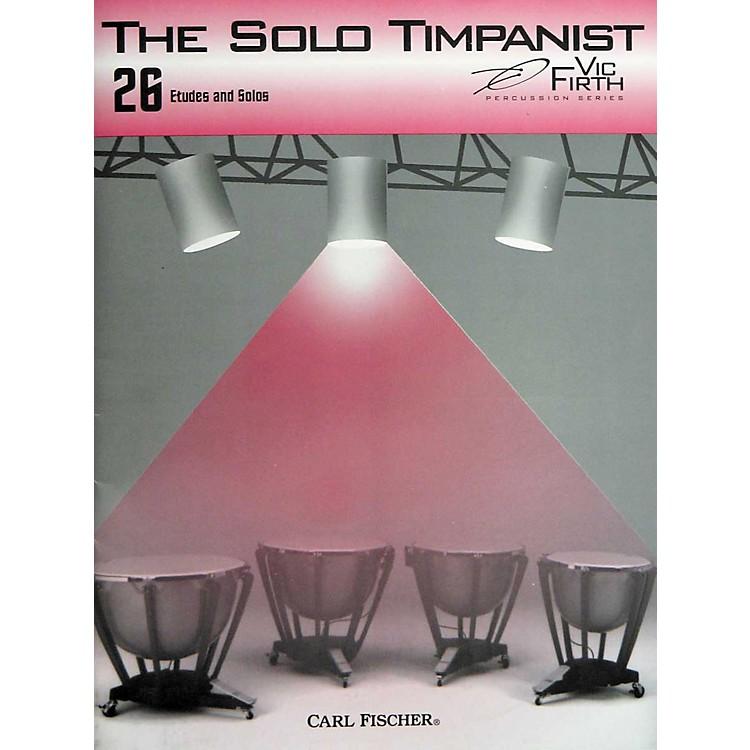 Carl FischerThe Solo Timpanist Book