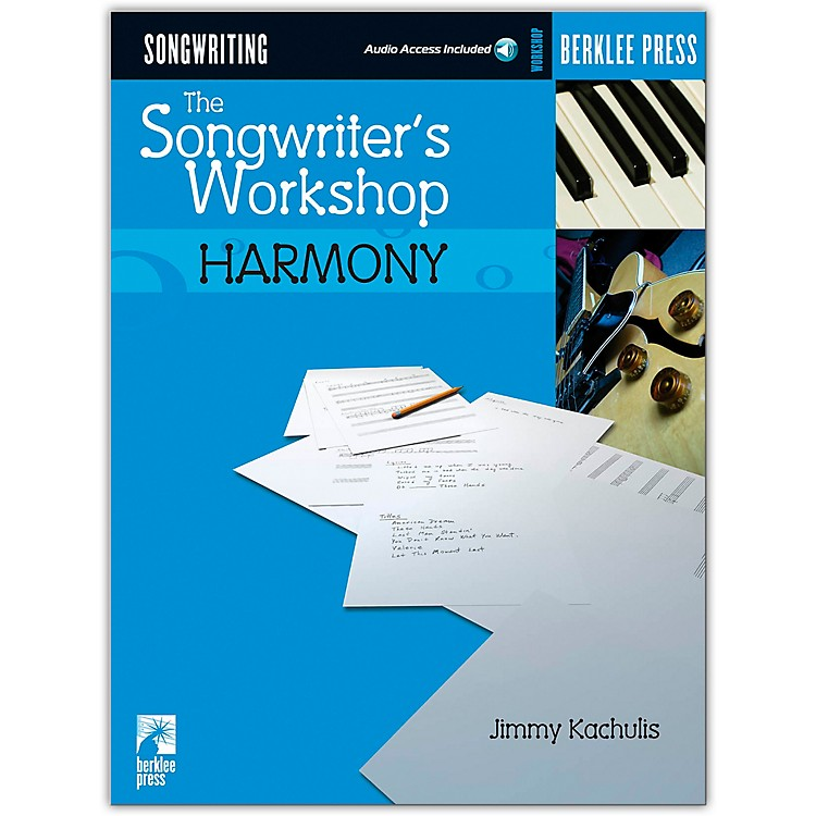 Hal Leonard The Songwriters Workshop Harmony Book/Online Audio