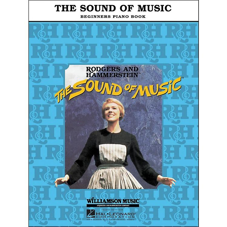 Hal LeonardThe Sound Of Music Beginner's Piano Book for Easy Piano