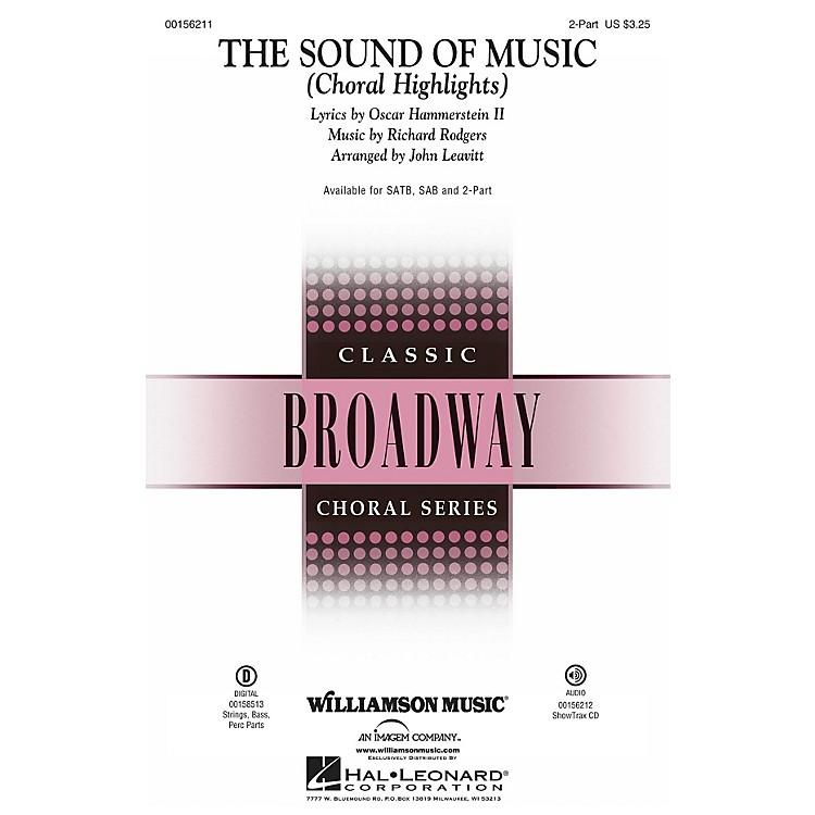 Williamson MusicThe Sound of Music (Choral Highlights) SSA by Julie Andrews arranged by John Leavitt