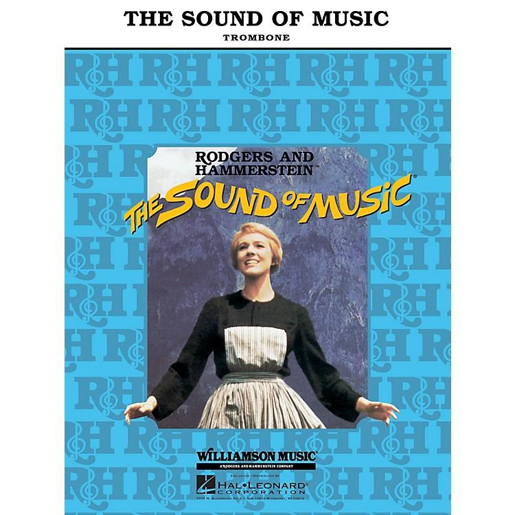Hal LeonardThe Sound of Music (Trombone) Instrumental Solo Series Written by Oscar Hammerstein II