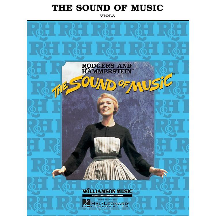Hal LeonardThe Sound of Music (Viola) Instrumental Solo Series