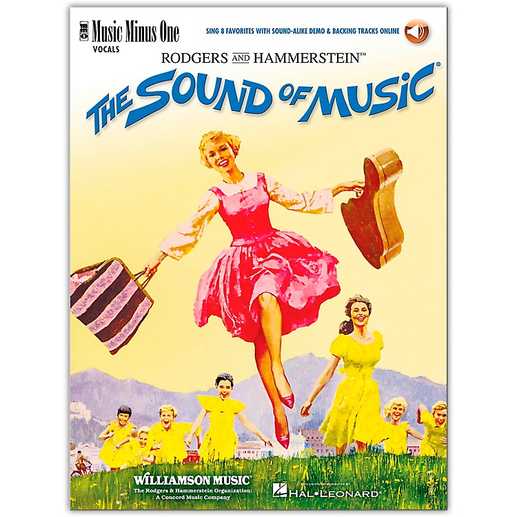 Music Minus One The Sound of Music for Female Singers - Music Minus One Series Book/Audio Online