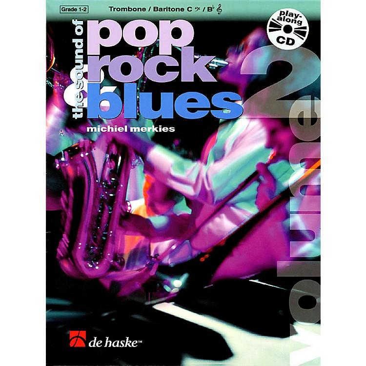 De Haske MusicThe Sound of Pop, Rock, Blues - Volume 2 (Book/CD Packs) De Haske Play-Along Book Series