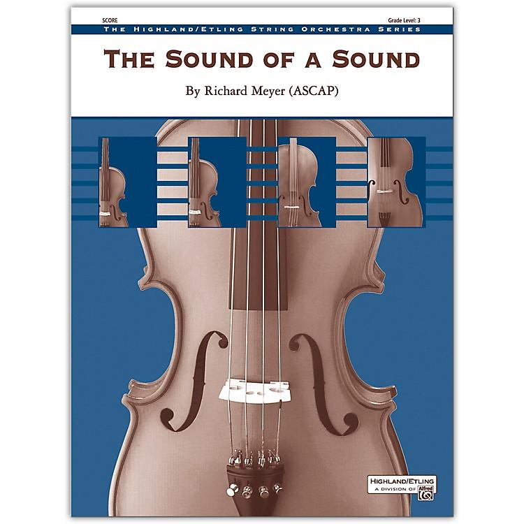 AlfredThe Sound of a Sound Conductor Score 3
