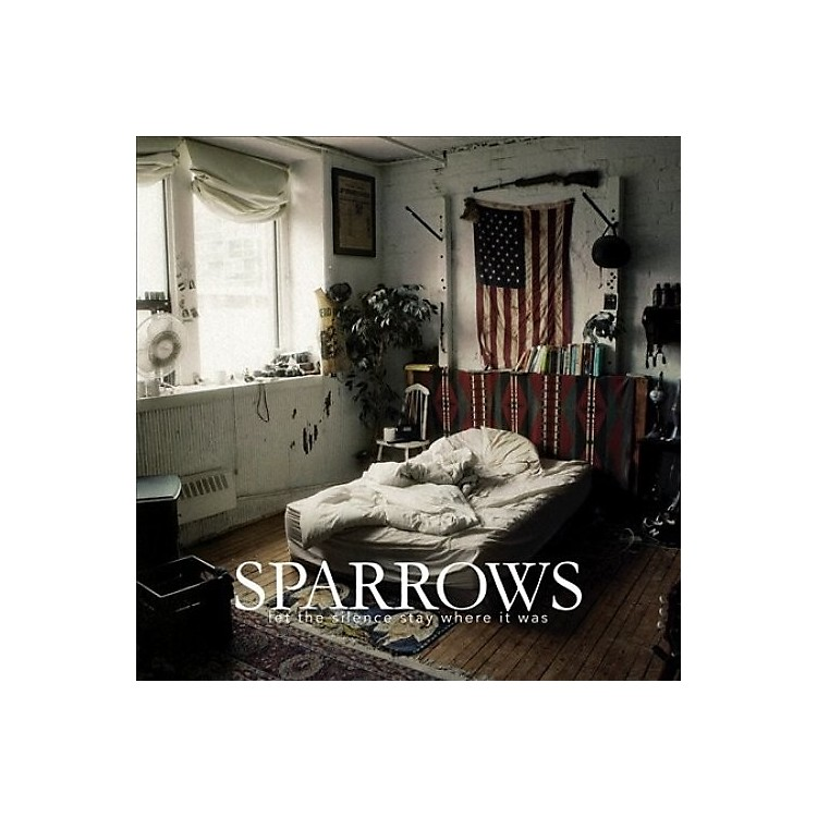 AllianceThe Sparrows - Let The Silence Stay Where It Was