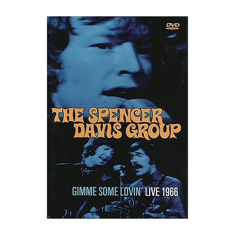 MVDThe Spencer Davis Group - Gimme Some Lovin': Live 1966 Live/DVD Series DVD by Spencer Davis Group