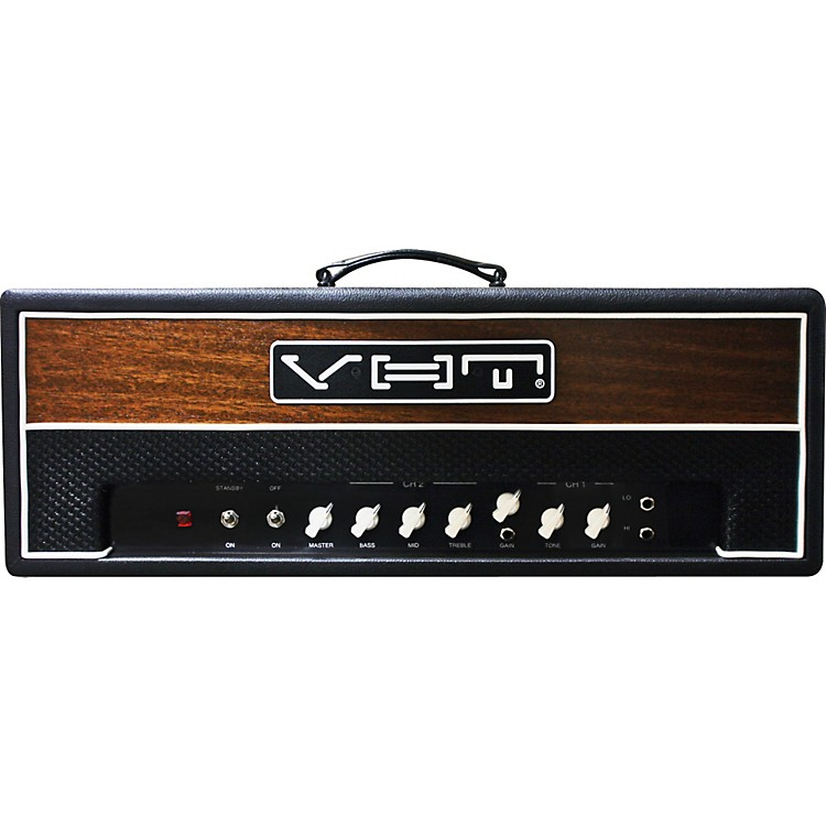 VHTThe Standard 36 36W Hand-Wired Tube Guitar Amp Head
