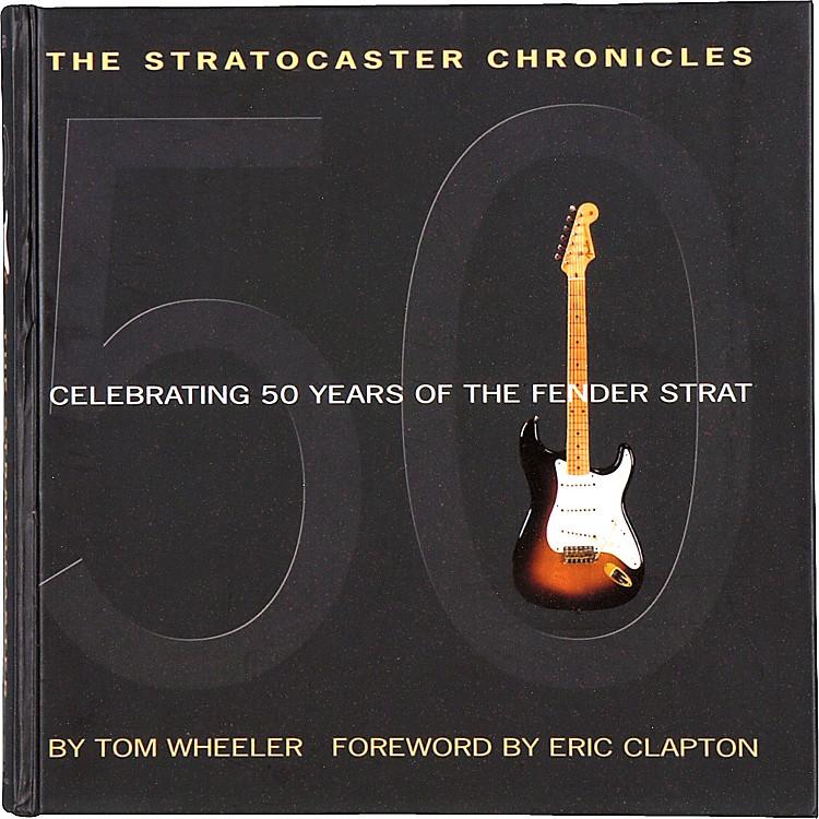 Hal LeonardThe Stratocaster Chronicles (Book/CD)