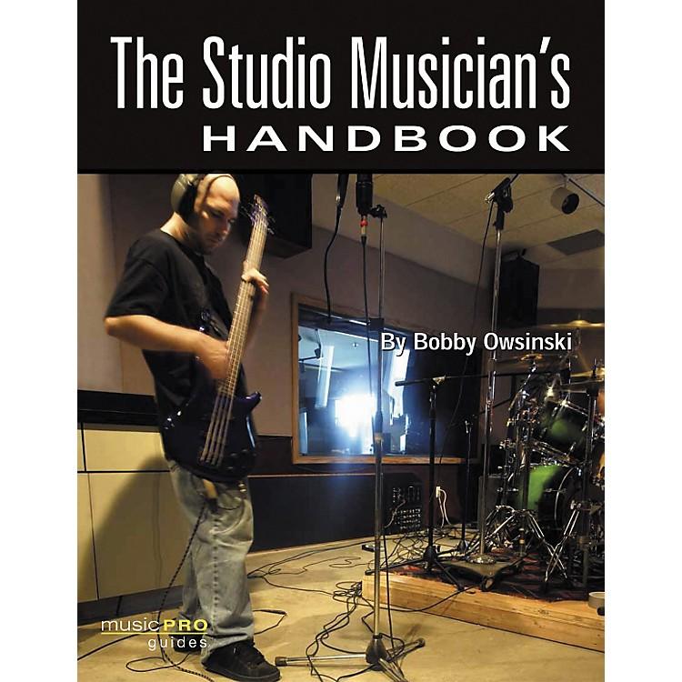 Hal LeonardThe Studio Musician's Handbook (Book/DVD)