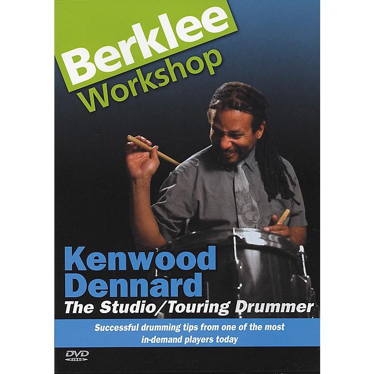 Berklee PressThe Studio/Touring Drummer (DVD)