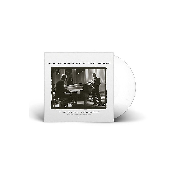 AllianceThe Style Council - Confessions Of A Pop Group (White Vinyl)