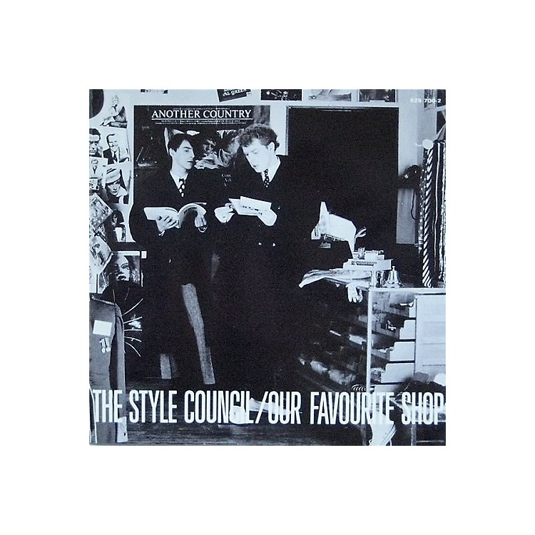 Alliance The Style Council - Our Favourite Shop: Limited