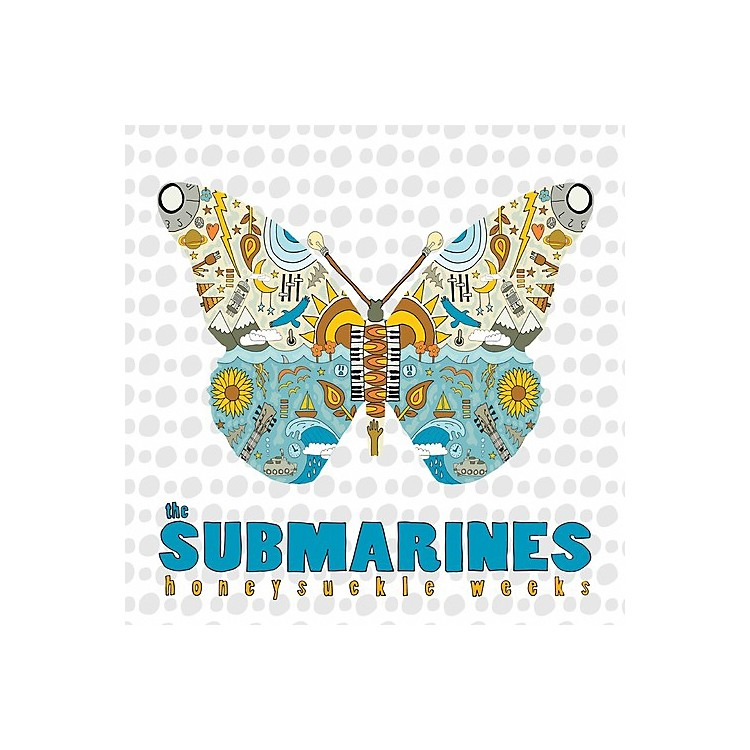Alliance The Submarines - Honeysuckle Weeks