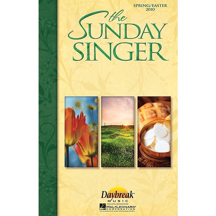 Daybreak MusicThe Sunday Singer (Spring/Easter 2010) CD 10-PAK