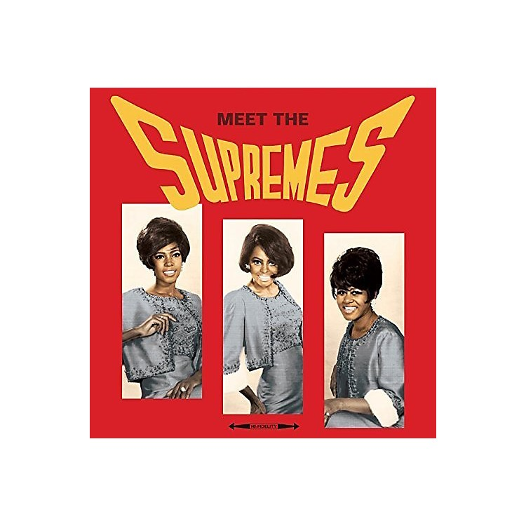 AllianceThe Supremes - Meet the Supremes