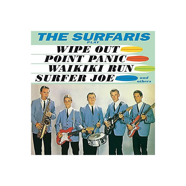 Alliance The Surfaris - Wipe Out