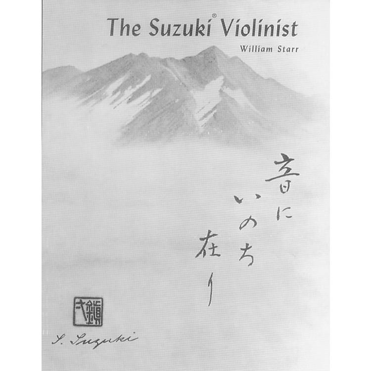 AlfredThe Suzuki Violinist (Revised) Book