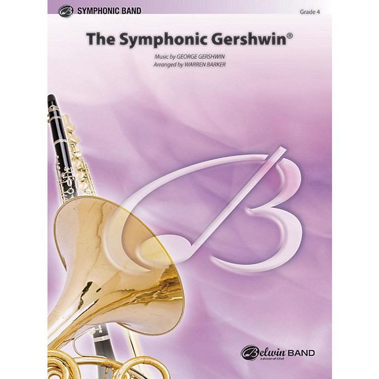 BELWINThe Symphonic Gershwin Grade 4 (Medium)