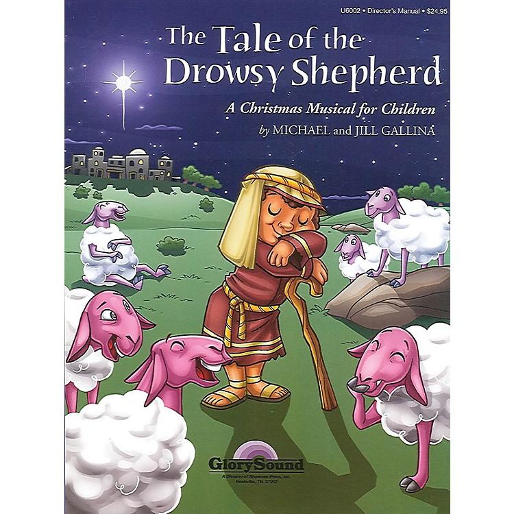 Shawnee PressThe Tale of the Drowsy Shepherd Studiotrax CD Composed by Jill Gallina