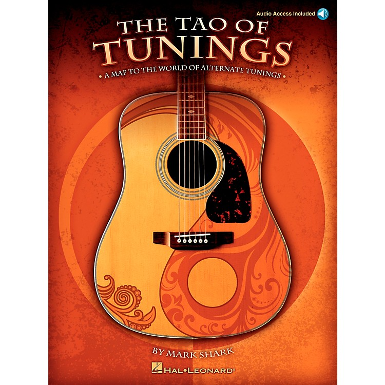 Hal LeonardThe Tao of Tunings - A Map to the World of Alternate Tunings (Book/CD)