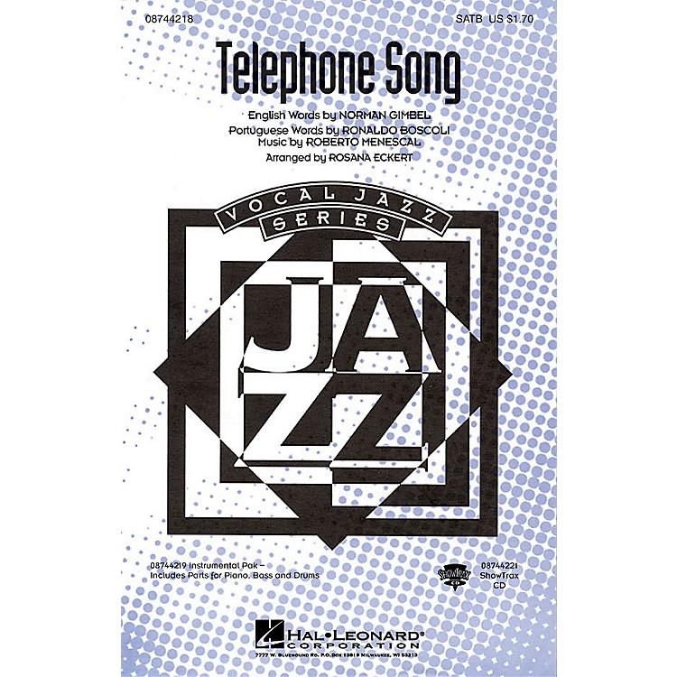 Hal LeonardThe Telephone Song IPAKR Arranged by Rosana Eckert