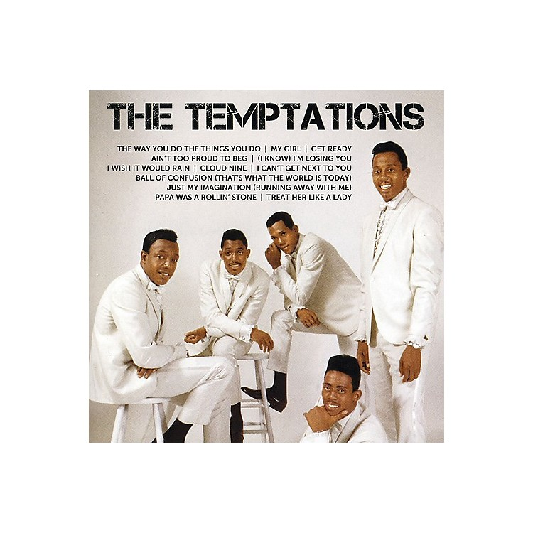 Alliance The Temptations - Icon (CD)