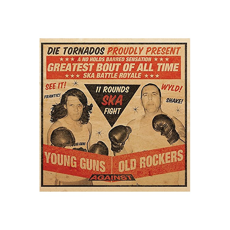 AllianceThe Tornados - Young Guns Against Old