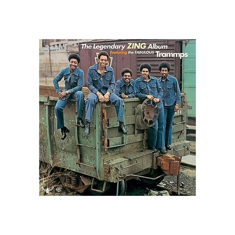 AllianceThe Trammps - Legendary Zing Album