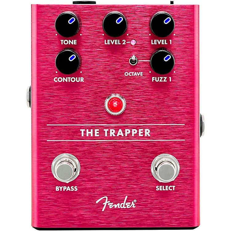 FenderThe Trapper Dual Fuzz Effects Pedal