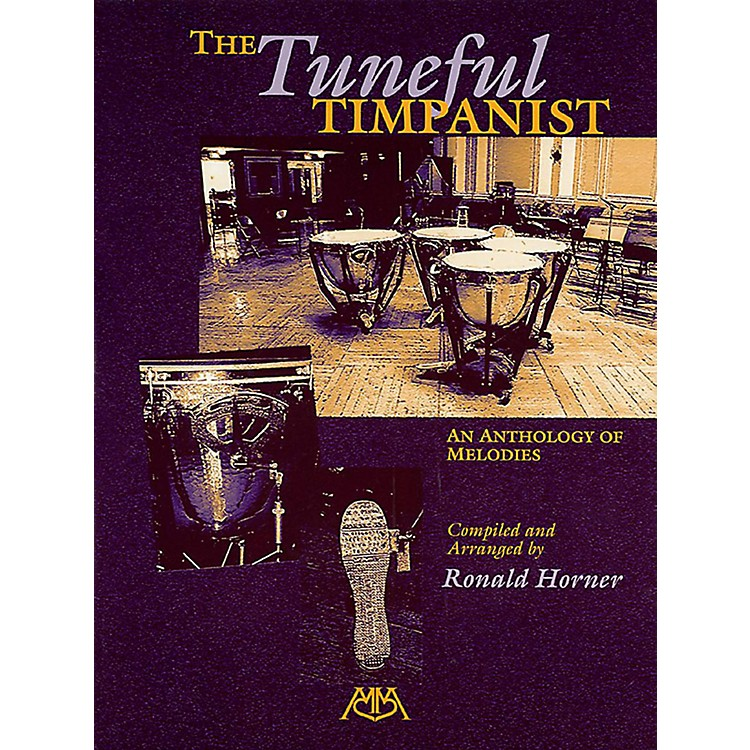 Meredith MusicThe Tuneful Timpanist - An Anthology of Melodies