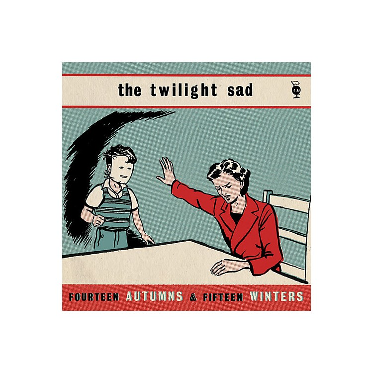 AllianceThe Twilight Sad - Fourteen Autumns & Fifteen Winters