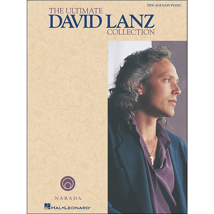 Hal Leonard The Ultimate David Lanz Collection for Easy Piano