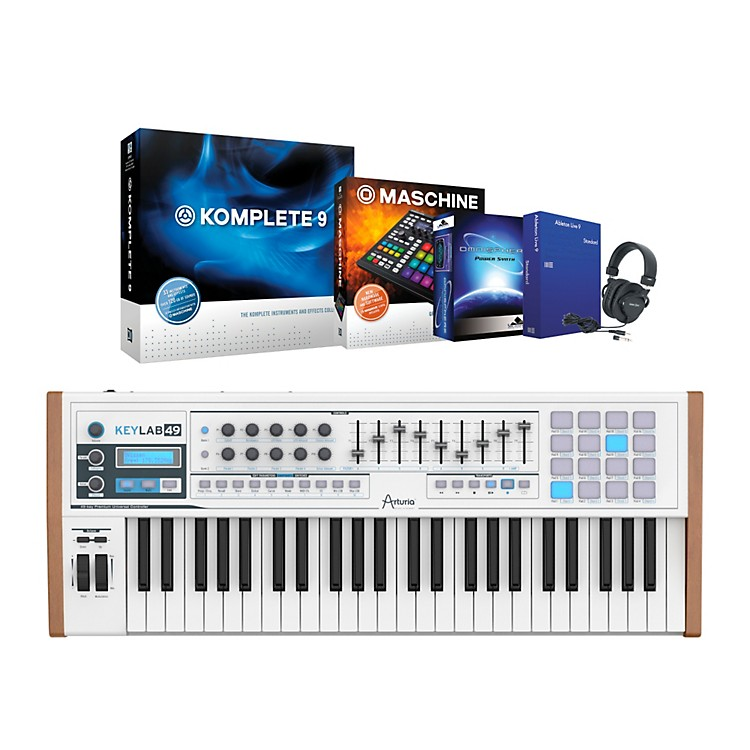 Native InstrumentsThe Ultimate Production & Groove Package