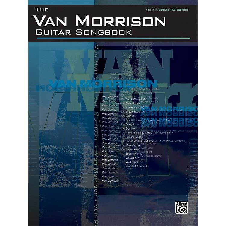 AlfredThe Van Morrison Guitar Songbook